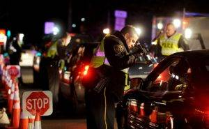 DUI Checkpoints Effective